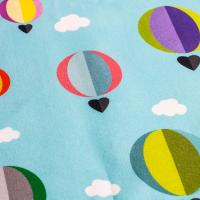 Tkanina bawełniana Balony na niebie