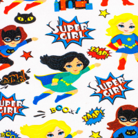 Dresówka Super girls